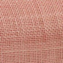 Pale Pink Sinamay